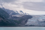 arriving at John Hopkins Glacier